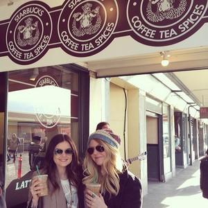 Lucy's Instagram fotos