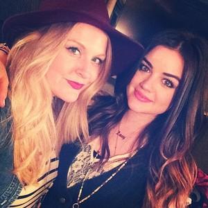Lucy's Instagram 照片
