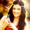 Lucy Hale photo with a portrait called Lucy Hale icones
