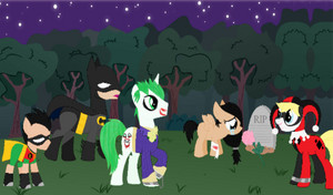 MLP Batman