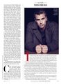 Magazine scans: Vanity Fair (March 2014)