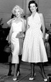 Marilyn And Jane Russell - marilyn-monroe photo