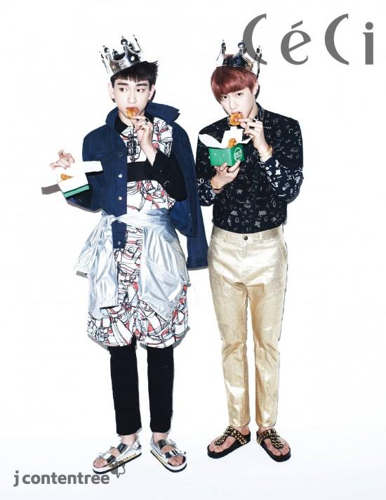 GOT7 Jr. 'CeCi' - Park Jin Young / Jr. Photo (36674572 ... |Jackson Got7 Ceci