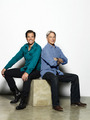 Mark Harmon and Michael Weatherly - mark-harmon photo