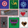 Marvel Valentine! - marvel-comics photo