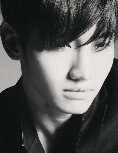 Max Changmin wallpaper probably containing a business suit titled Changmin