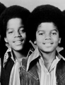 Michael And Older Brother, Marlon - michael-jackson-the-child photo