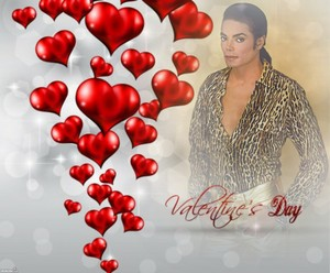 Michael- Valentine's दिन