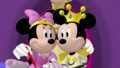Prince Mickey and Princess Minnie - Minnie-Rella (Mickey Mouse Clubhouse) - mickey-and-minnie photo
