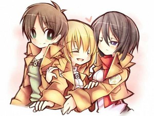 The Childhood Trio