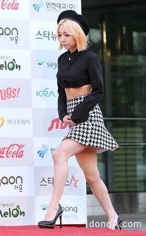 Min - Gaon Chart kpop Awards