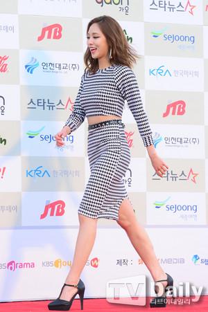 Fei - Gaon Chart K-POP Awards