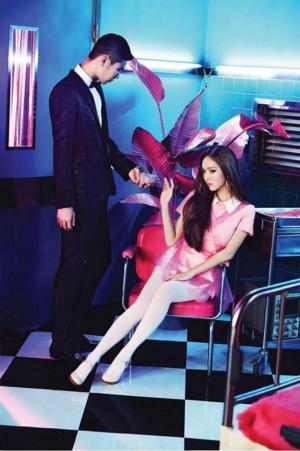 Jessica - Mr.Mr.