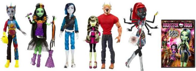 New Dolls
