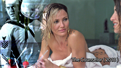 Filem kertas dinding called The Counselor 2013