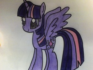 Twilight Drawing