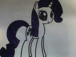 Rarity Drawing