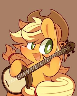 AppleJack w/ Banjo