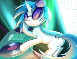 The pony DJ