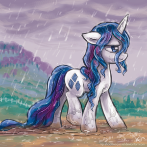 Rarity in the Rain