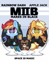 Mares in Black - my-little-pony-friendship-is-magic photo