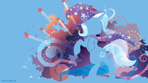 Trixie wallpaper