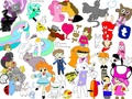 Year and a half long Collage - my-little-pony-friendship-is-magic fan art