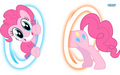Pinkie Portal Wallpaper - my-little-pony-friendship-is-magic wallpaper