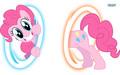 my-little-pony-friendship-is-magic - Pinkie Portal Wallpaper wallpaper