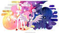 Princesses - my-little-pony-friendship-is-magic fan art