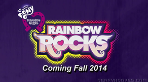 Equestria Girls: 虹 Rocks