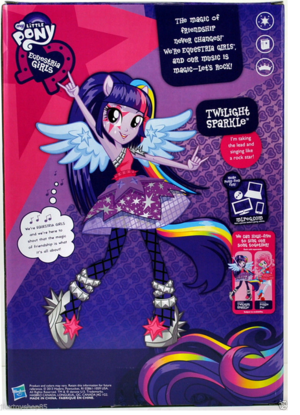 Equestria Girls: قوس قزح Rocks