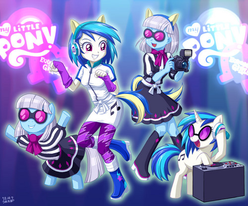My Little Pony: Equestria Girls - my-little-pony-friendship-is-magic Photo