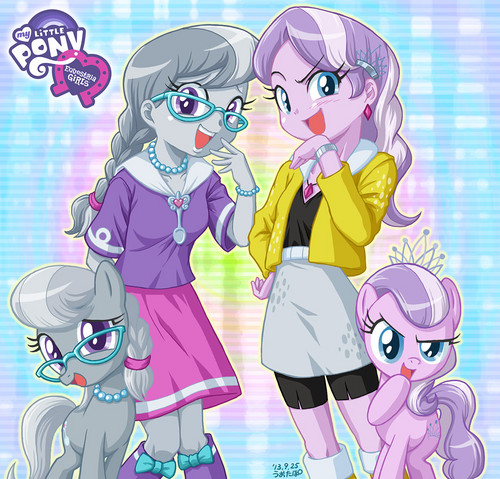 My Little Poney karatasi la kupamba ukuta with anime called My Little Pony: Equestria Girls