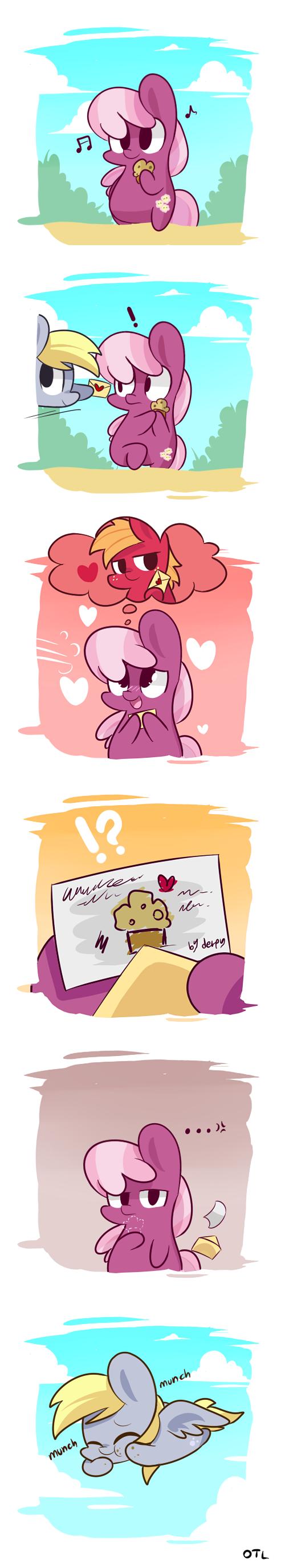 secret cinta letter
