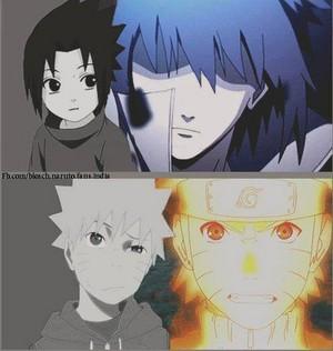 Sasuke and Naruto~