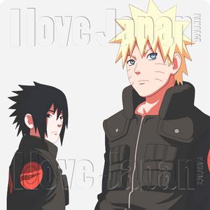 Sasuke and Naruto~~