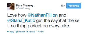 Twitt about Stanathan(February,2014)