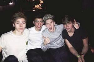 5sos and Niall