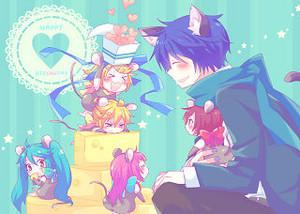 Happy Birthday, Kaito!!