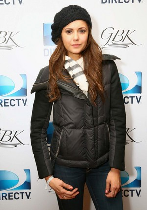 Nina @ GBK & Aruba - DIRECTV Gift Lounge During Super Bowl Weekend - দিন 3