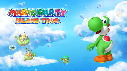 Nintendo پیپر وال entitled Mario Party Island Tour - پیپر وال