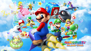 Mario Party Island Tour - Hintergrund
