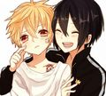 Yukine and Yato