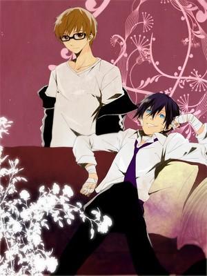 Kazuma and Yato