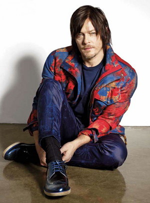 Norman Reedus for Nylon Guys Magazine