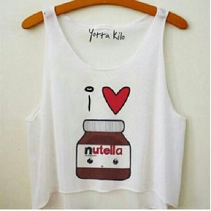 blus of nutella <3