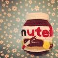 plush ♥ nutella-------------♥