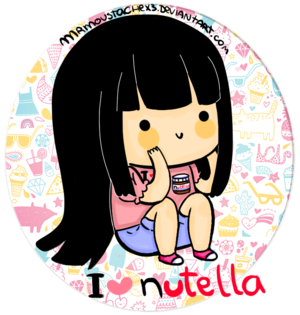 chibi girl nutella---------------?