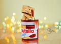 ♥-------  nutella ---------♥  - nutella photo